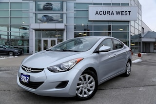 2012 Hyundai Elantra GL with winter tires, heated seats Sedan