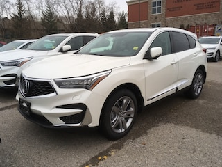 2019 Acura RDX Platinum Elite Demo unit SUV
