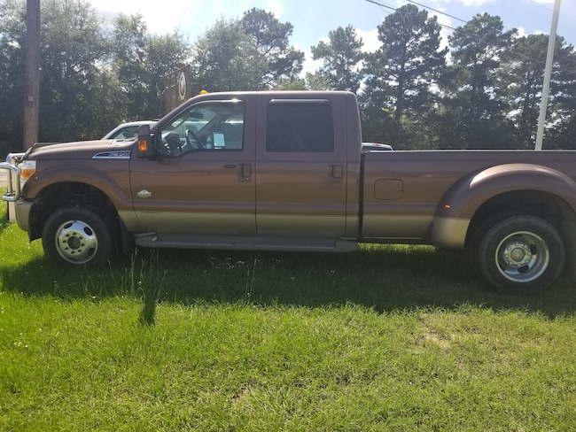 2011 Ford F-350 King Ranch Truck Crew Cab