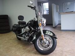 2010 Harley-Davidson Flstc Heritage Softail Cl Cruiser