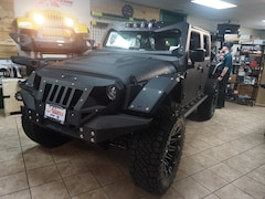 2018 Jeep Wrangler Unlimited Black Panther Sport Utility