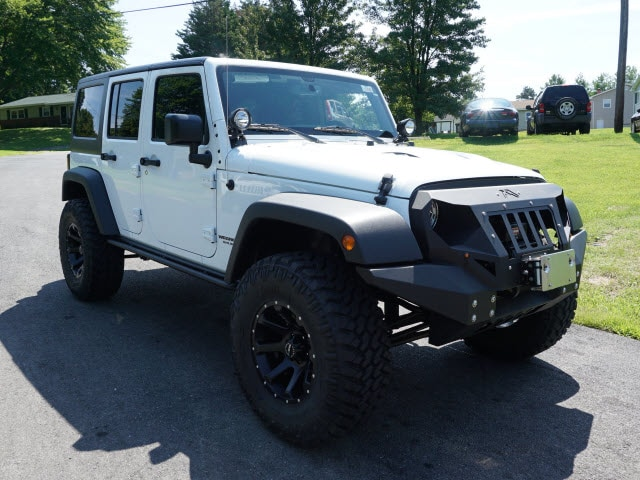 Jeep Wrangler Dealership >> Customized Jeep Models At Adams Jeep Aberdeen Bel Air Md