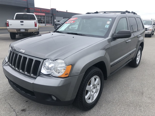 2008 Jeep Grand Cherokee Laredo SUV