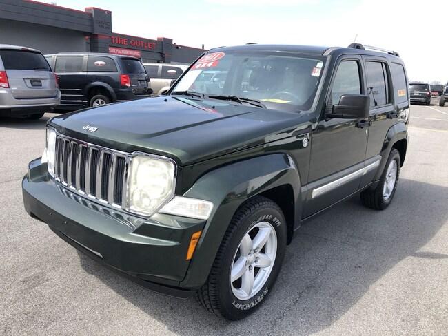2011 Jeep Liberty Limited Edition SUV