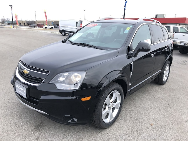 Used 2015 Chevrolet Captiva Sport For Sale At Adams Auto Group Vin