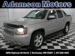 2007 Chevrolet Avalanche LT Crew Cab Truck