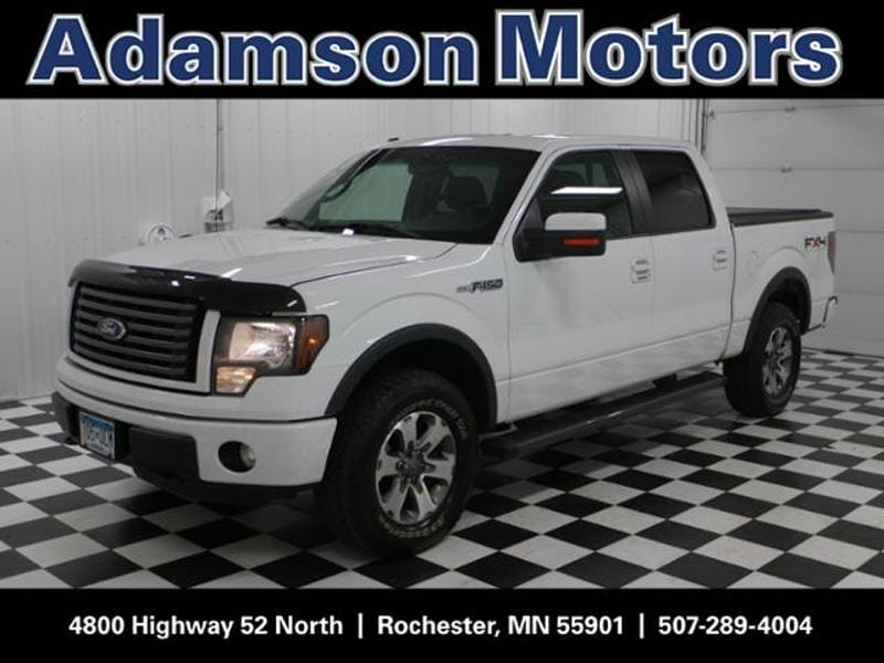 2011 Ford F-150 FX4 Crew Cab Short Bed Truck
