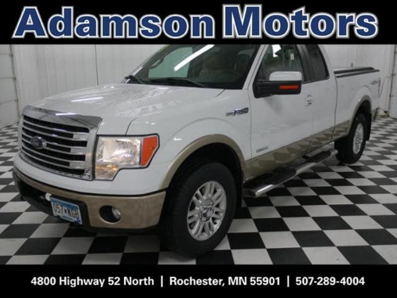 2013 Ford F-150 Lariat Extended Cab Pickup