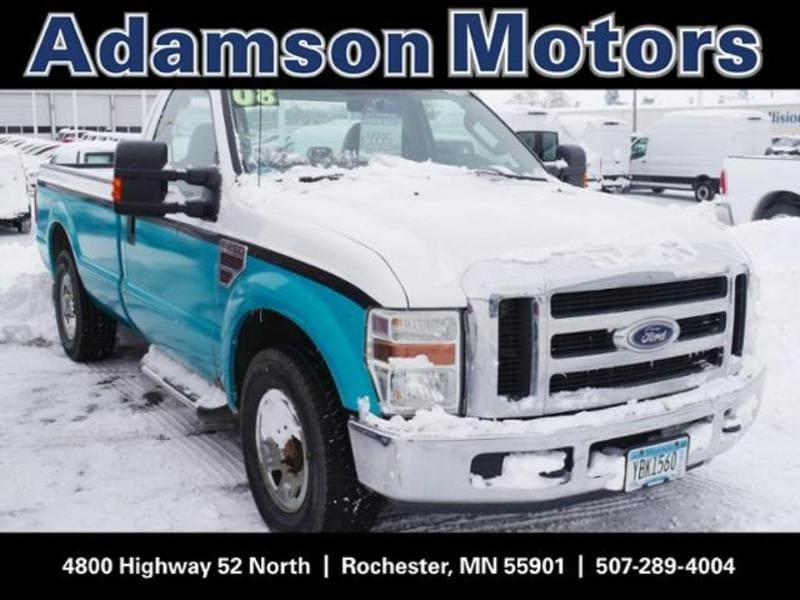 2008 Ford F-250 XLT Long Bed Truck