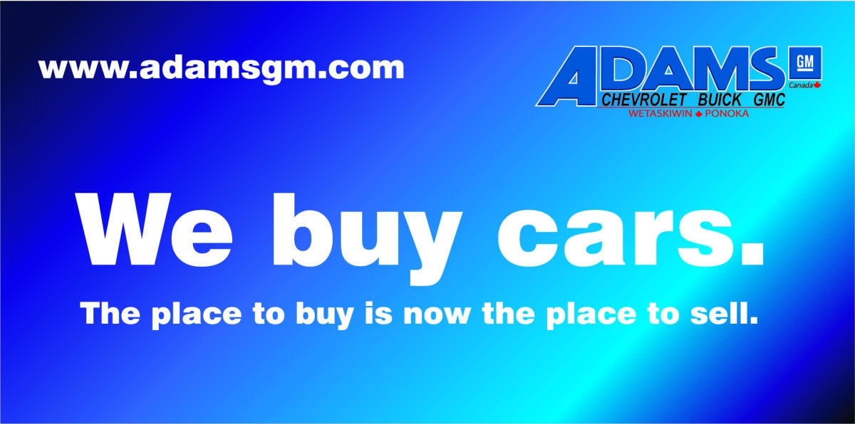 Adams Chevrolet Buick GMC | New Buick, Chevrolet, GMC dealership in ...