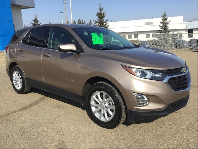 Certified Used 2018 Chevrolet Equinox LT, Remote Start, Heated Seats SUV Wetaskwin