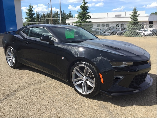 Used 2016 Chevrolet Camaro SS,Low Kms,Manual, Heated Steering Wheel Coupe Wetaskiwin & Ponoka Area