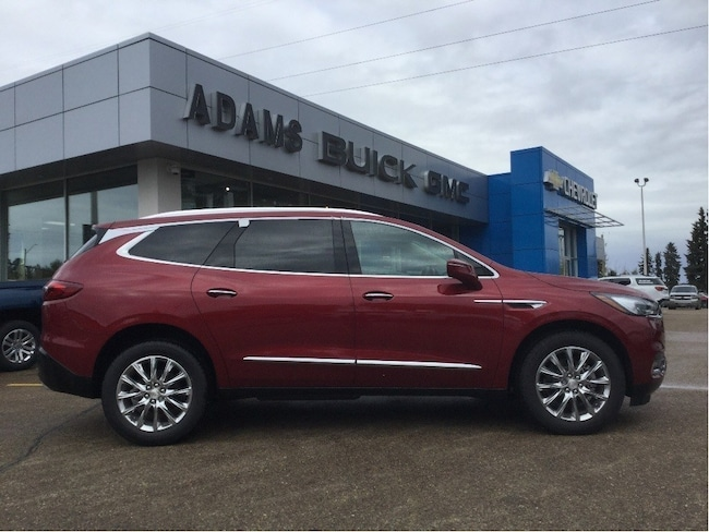 New 2019 Buick Enclave Premium Ventilated Front Seats! SUV Wetaskiwin and Ponoka