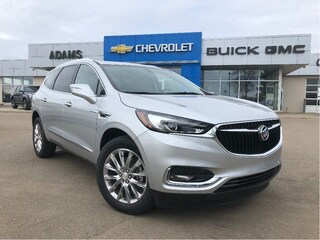 New 2019 Buick Enclave Essence Quicksilver Metallic Paint! SUV 5GAEVAKW0KJ230781 In Wetaskiwin & Ponoka, AB