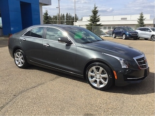2016 CADILLAC ATS Luxury, Wireless Charging, Leather, Sunroof  Sedan