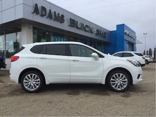 New 2019 Buick Envision Premium I SUV LRBFX3SX0KD012905 In Wetaskiwin & Ponoka, AB