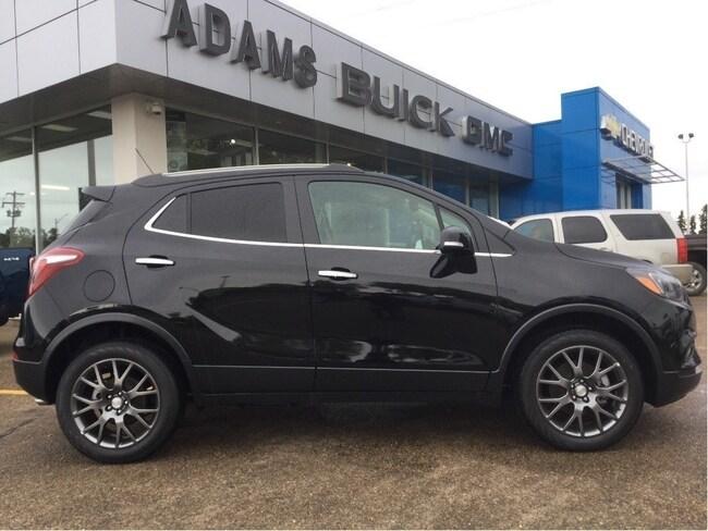 New 2019 Buick Encore Sport Touring SUV Wetaskiwin and Ponoka