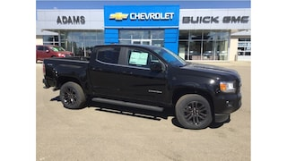 New 2018 GMC Canyon Nightfall Edition! Truck Crew Cab 1GTG6CENXJ1208840 In Wetaskiwin & Ponoka, AB