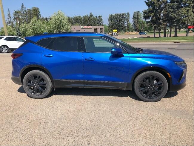 New 2019 Chevrolet Blazer RS SUV Wetaskiwin and Ponoka
