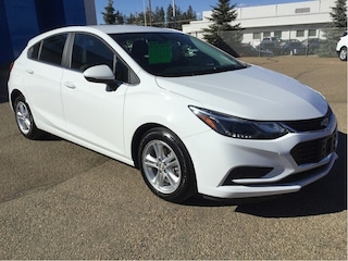 Used 2018 Chevrolet Cruze LT, Hatchback, Heated Front Seats, Teen Driver Hatchback 3G1BE6SM4JS555677 In Wetaskiwin & Ponoka, AB