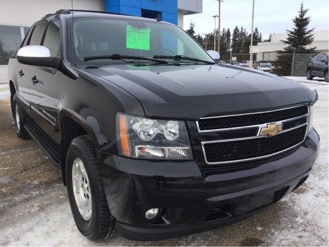 Used 2008 Chevrolet Avalanche 1500 LT, Sunroof, Bucket Seats, Remote Start Truck Crew Cab Wetaskiwin & Ponoka Area