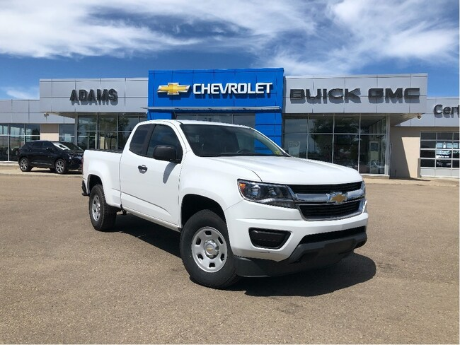 Used 2015 Chevrolet Colorado 4WD WT, Bucket Seats, Rear View Camera Truck Extended Cab Wetaskiwin & Ponoka Area