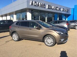 New 2019 Buick Envision Premium I SUV LRBFX3SX6KD012519 In Wetaskiwin & Ponoka, AB
