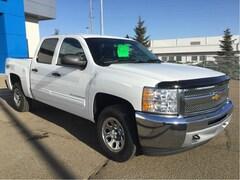 2013 Chevrolet Silverado 1500 LS Cheyenne Edition, Bluetooth, Trailer Hitch, 4x4 Truck Crew Cab