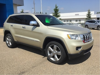 2012 Jeep Grand Cherokee Limited, Heated Steering Wheel, Back-Up Camera SUV