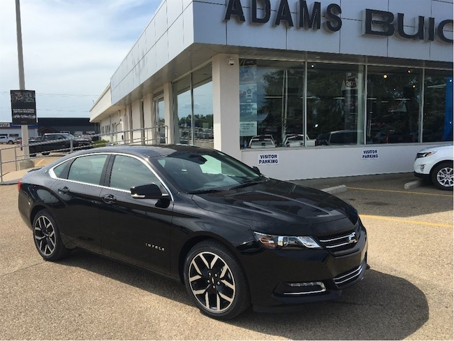 New 2019 Chevrolet Impala 1LT - Midnight Edition Sedan Wetaskiwin and Ponoka