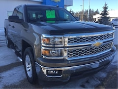 2014 Chevrolet Silverado 1500 LT, Remote Start, Heated Seats, Truck Double Cab