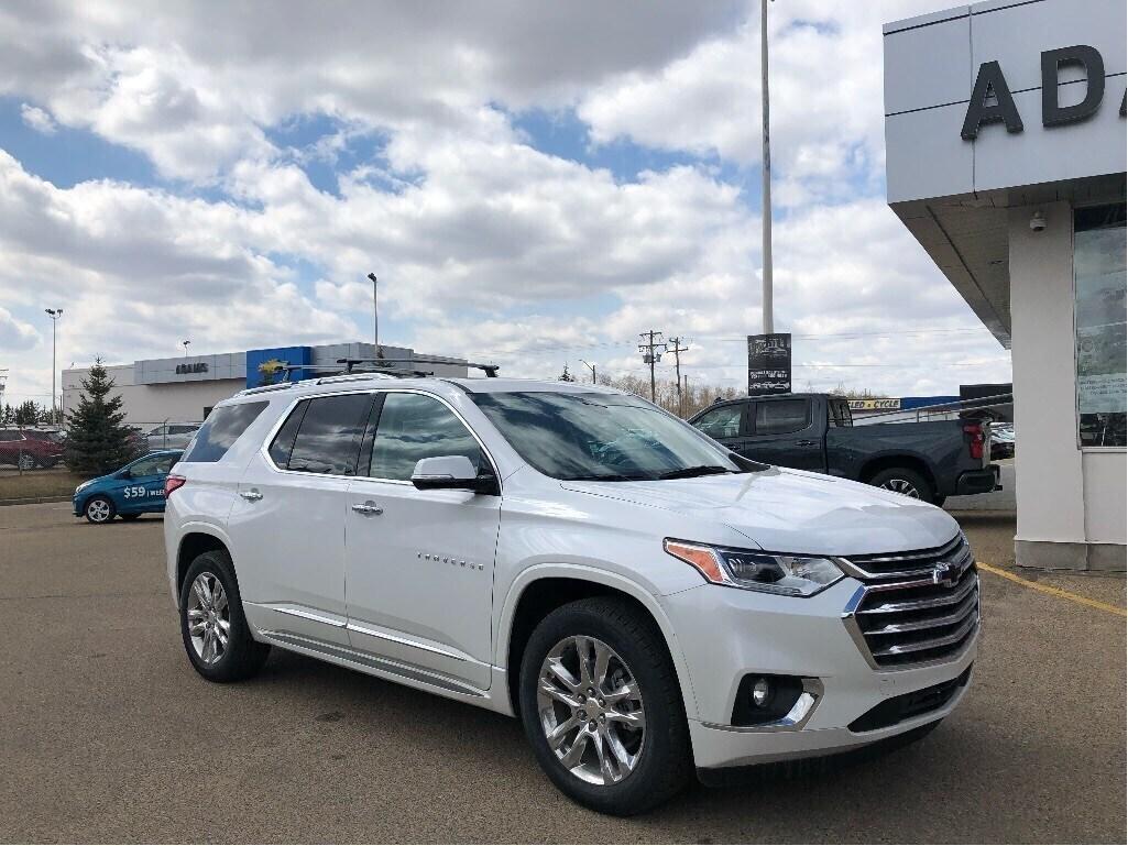 2019 Chevrolet Traverse SUV