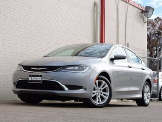 2016 Chrysler 200 Limited Sedan in Dallas, TX