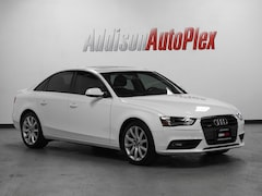Used 2013 Audi A4 2.0T Premium Plus Quattro (Tiptronic) Sedan WAUFFAFL1DN020019 for Sale in Addison, TX