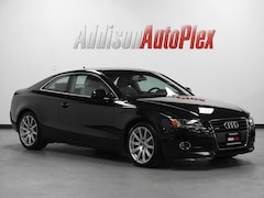 Used 2012 Audi A5 Prestige 2D Coupe Qtro 2.0T Coupe WAUVFAFR5CA040165 for Sale in Addison, TX