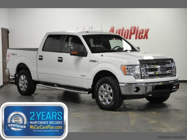 2013 Ford F-150 XLT Truck SuperCrew Cab