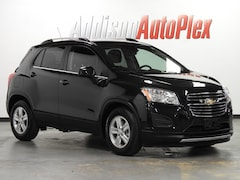 Used 2015 Chevrolet Trax LT SUV KL7CJLSB8FB240269 for Sale in Addison, TX