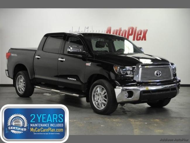 2012 Toyota Tundra SR5 Truck CrewMax