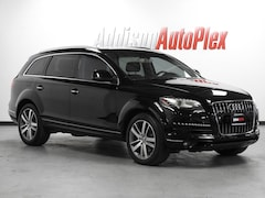 Used 2012 Audi Q7 3.0 TDI PRESTIGE SUV WA1VMBFE5CD008028 for Sale in Addison, TX
