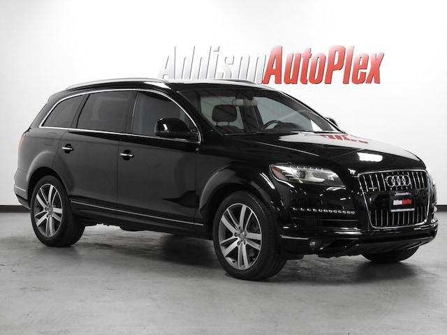 Used 2012 Audi Q7 For Sale At Addison Autoplex Vin