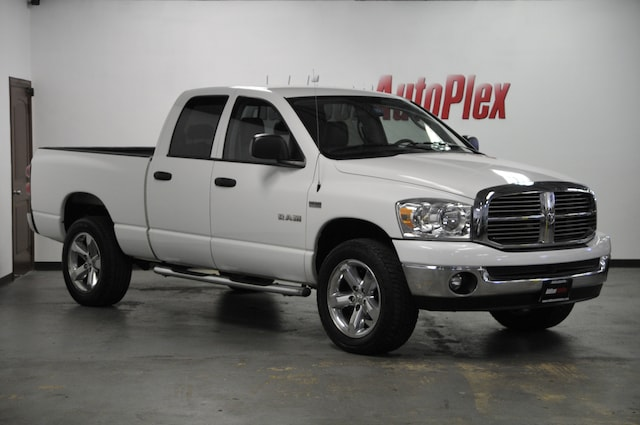 Used 2008 Dodge Ram 1500 For Sale At Addison Autoplex Vin
