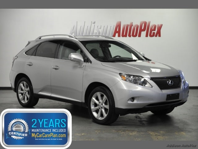 Used 2010 Lexus Rx 350 For Sale Addison Tx