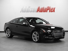 Used 2014 Audi S5 PRSETIGE PACKAGE Coupe WAUVGAFR4EA004449 for Sale in Addison, TX