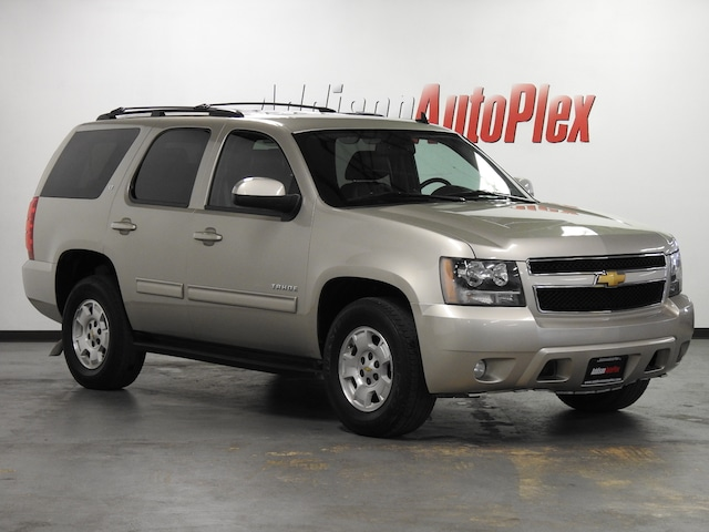 Used Chevy Tahoe >> Used 2014 Chevrolet Tahoe For Sale At Addison Autoplex Vin