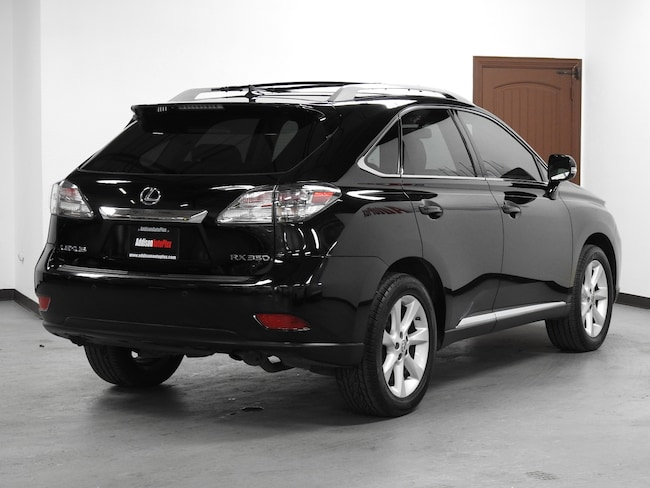Used 2010 Lexus Rx 350 For Sale At Addison Autoplex Vin
