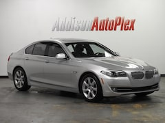 Used 2011 BMW 550i Luxury Premium Sedan WBAFR9C58BC758338 for Sale in Addison, TX