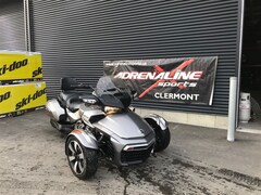 2017 CAN-AM Spyder F3-T SE6 -