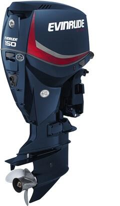 2017 EVINRUDE E150DPL