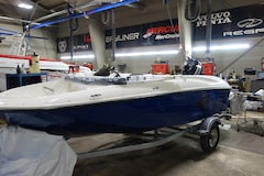 2017 BAYLINER E16 Element LUXURY PACKAGE