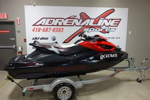 2014 Sea-Doo/BRP RXT-X AS 260 suspension
